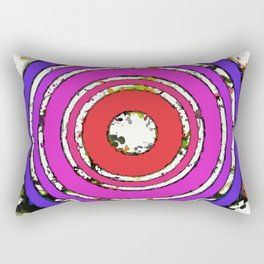 Pressure wave Rectangular Pillow
