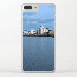 Weston-super-Mare Marine Lake Clear iPhone Case