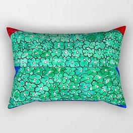 Three Lands Rectangular Pillow