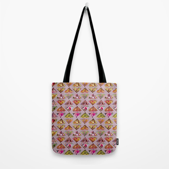 These Diamonds Are Forever Tote Bag