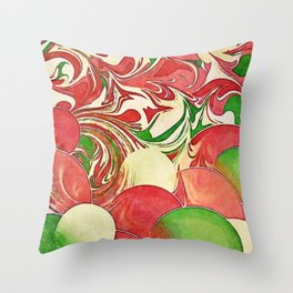 Chaos out of Order! Throw Pillow
