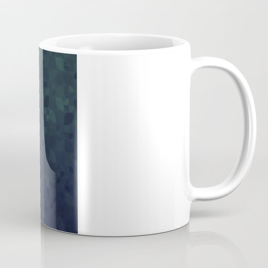 The Pattern Cat Mug