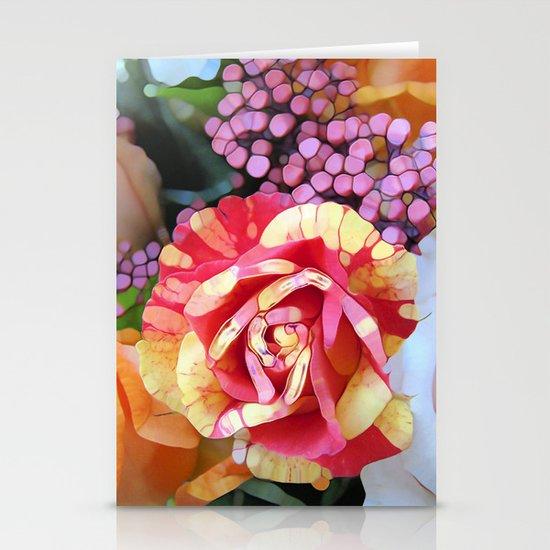 Hocus Pocus Rose Stationery Cards