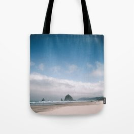 Cannon Beach V Tote Bag