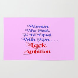 Ambition Rug