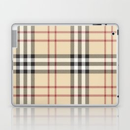 red line patter Laptop & iPad Skin