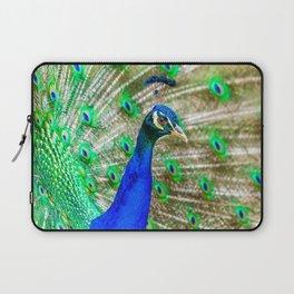 Peacock Pride Laptop Sleeve