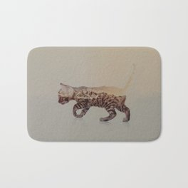 Cat: Bengal Kitten Bath Mat