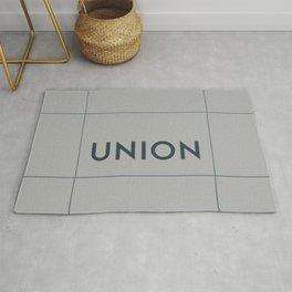 UNION | Subway Station Rug