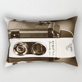 Argus Camera Rectangular Pillow