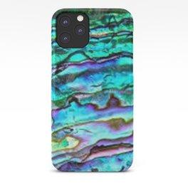 Paua Abalone Shell iPhone Case
