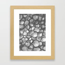 Riverstones Framed Art Print