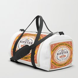 Fortune favours the Brave Duffle Bag