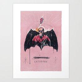 Easy Ridin' Art Print