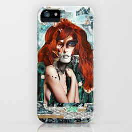 Wildling, you make my heart sing iPhone Case