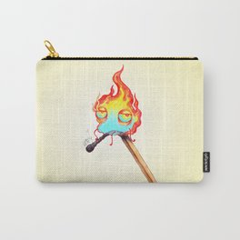 Mr. Flame Carry-All Pouch