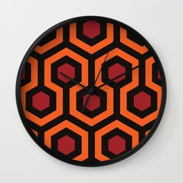 The Shining by Adam Armstrong Wall Clock