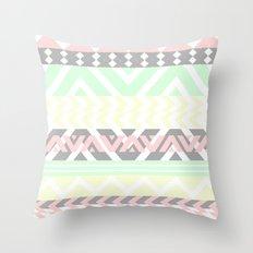 chevron pattern. Throw Pillow