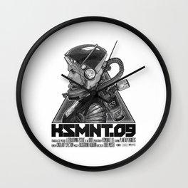 KOSMONAUT 09 Wall Clock