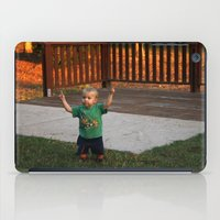 ace iPad Cases featuring Ace by Samual Lewis Davis BMmSt CQU
