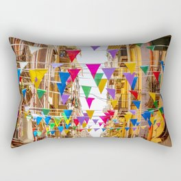 Naples, Italy Rectangular Pillow