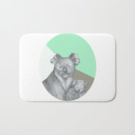 koalas Bath Mat