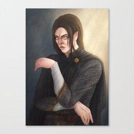 Curufin Canvas Print