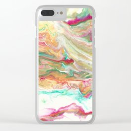 196 Clear iPhone Case