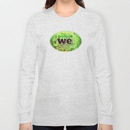 GRASS ROOTS Long Sleeve T-shirt