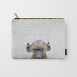 Baby Baboon - Colorful Carry-All Pouch