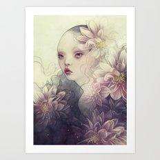 Remiss Art Print