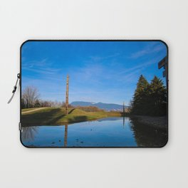 light, shadow, reflection Laptop Sleeve