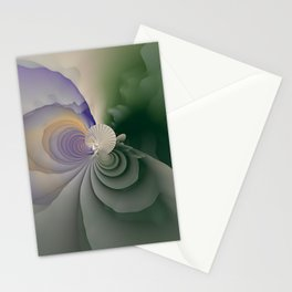 Fanned Out Stationery Cards
