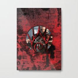 Sorin Markov the Blood Bender Metal Print