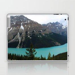 Peyto Lake Panorama Laptop & iPad Skin