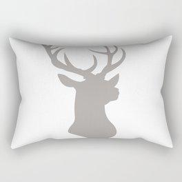 Proud Stag Rectangular Pillow