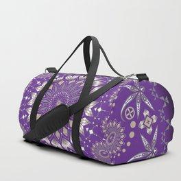 Ancestors (Purple) Duffle Bag