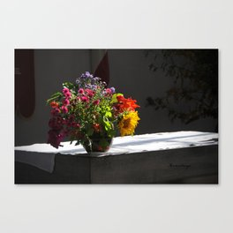 Rothenburg 24 Canvas Print