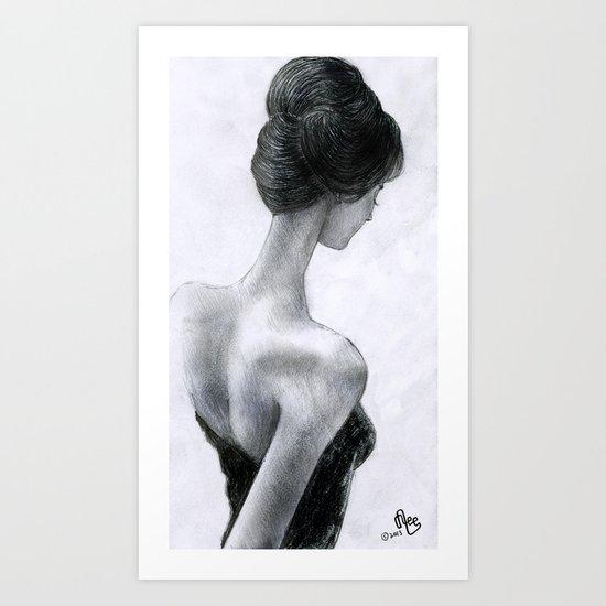 Elusive Art Print