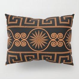 Ornate Greek Bands Pillow Sham