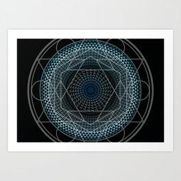 Portal in Consciousness Art Print