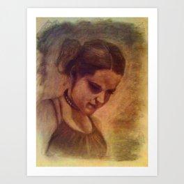 Lindsey Art Print