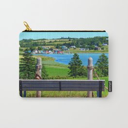 Peaceful Harbour Carry-All Pouch