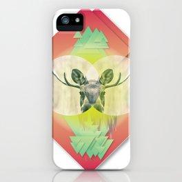 Neon Ritual iPhone Case
