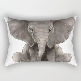 Baby Boo Rectangular Pillow