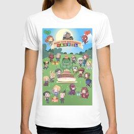 M A R V E L B-Day T-shirt