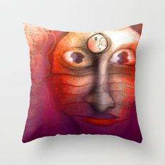 Fluoride Cult Throw Pillow