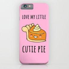 Cutie Pie iPhone 6s Slim Case