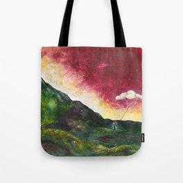 Watering Time Tote Bag