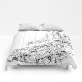 Transitions Distilled Comforters